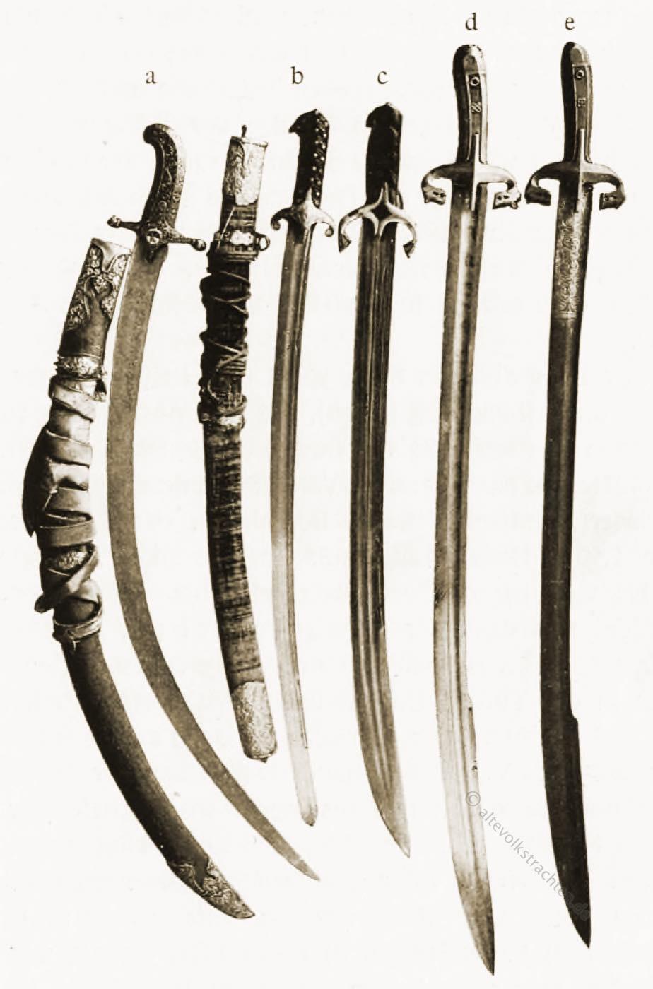 Karabelas, Hiebwaffen, Säbel, Polnische Säbel, Waffen, Waffenschmiede, Barock,