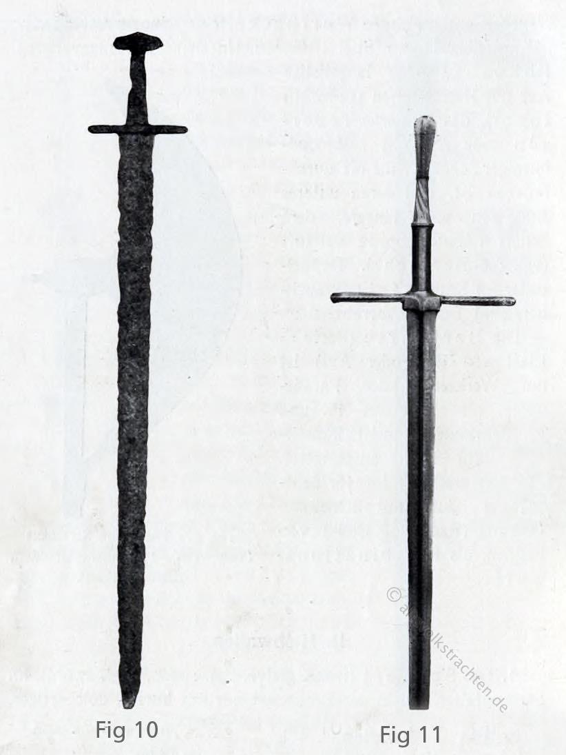 Prunkschwert, Romanik, Waffen,  Mittelalter,