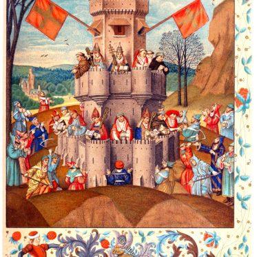 Über die Inquisition gegen die Ketzer der römisch-katholischen Kirche.