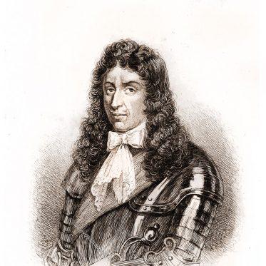 Feldmarschall Graf Ernst Rüdiger von Starhemberg.