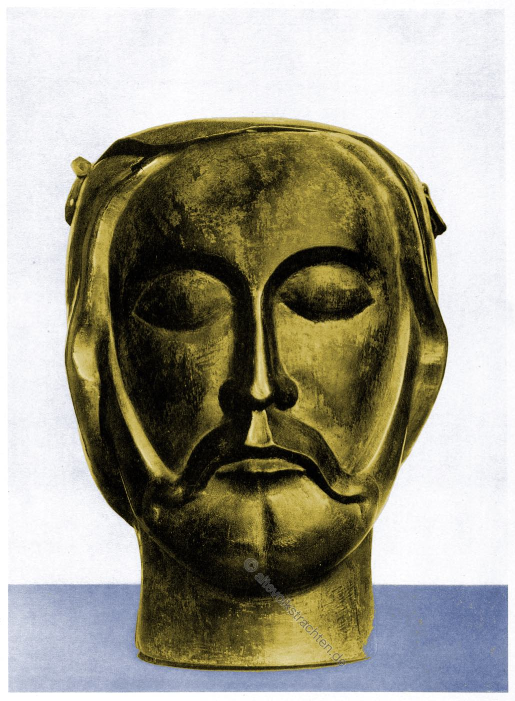 Kopfreliquiar, Frankreich, Bust reliquary, Buste-reliquaire, Busto reliquiario, Romanik, Mittelalter, Kunsthandwerk, Liturgie, Sakrale Kunst
