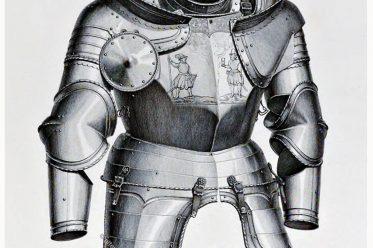 Landsknechtsharnisch, Harnisch, Rüstung, Renaissance,