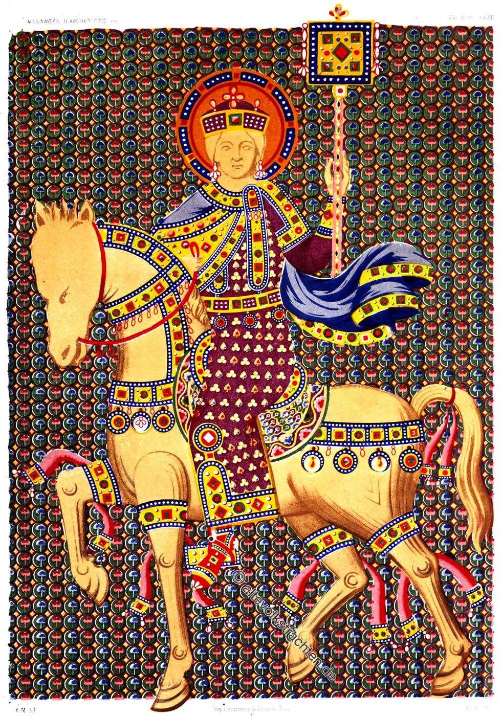 Byzanz, Mittelalter, Liturgie, Gewand, Bischof, Bamberg, Mittelalter,