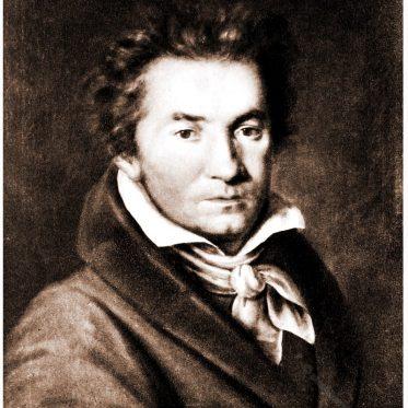 Ludwig van Beethoven an die Unsterbliche Geliebte