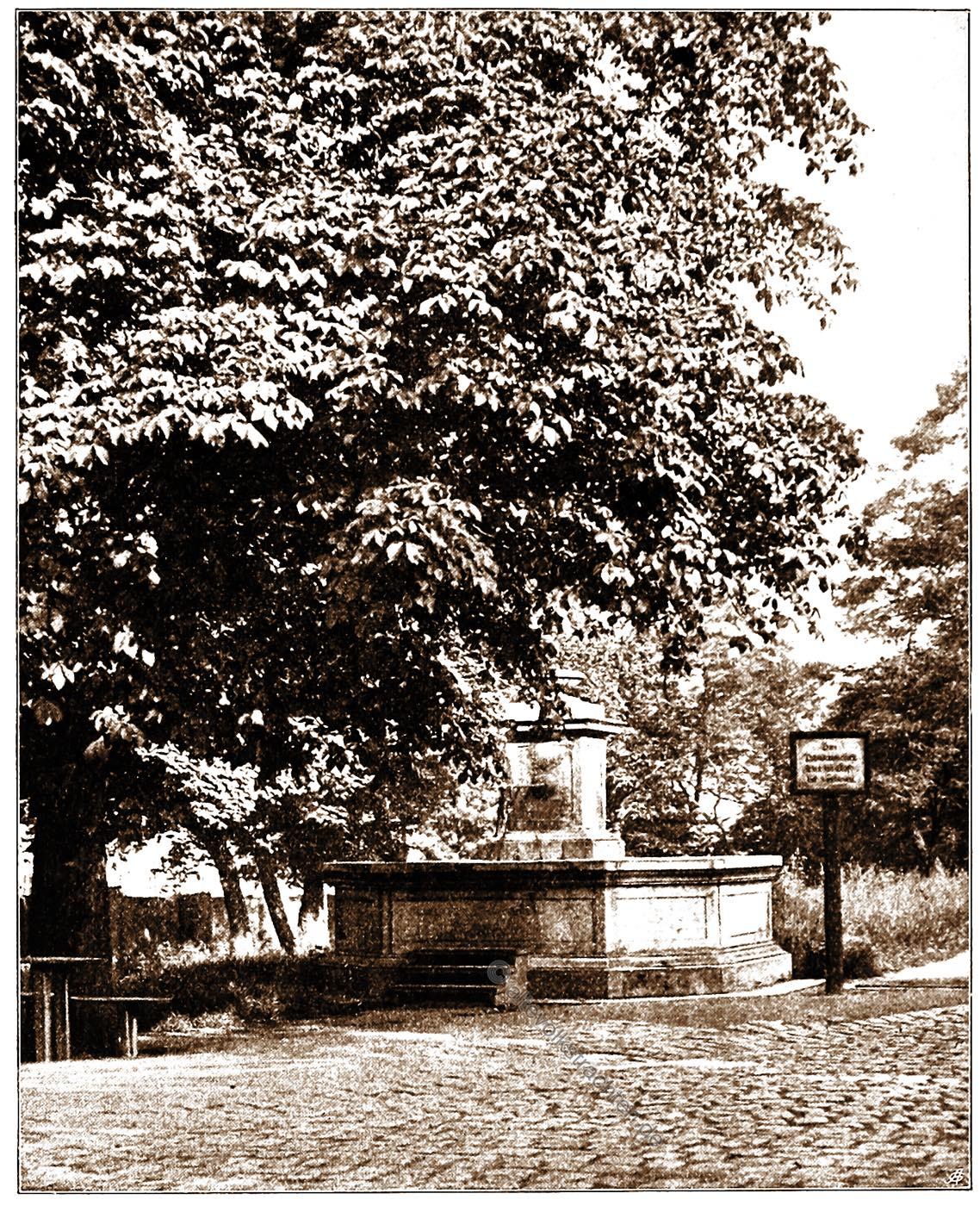 Waisenhausgasse, Wien, Brunnen, Österreich, Architektur, Hartwig Fischel,