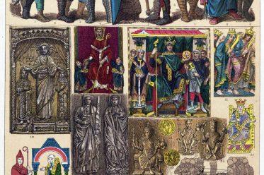 Krieger, Adel, Miniaturen, Münzen, Siegel, Rüstungen, Waffen, Elfenbeinschnitzerei, Schlachtszenen