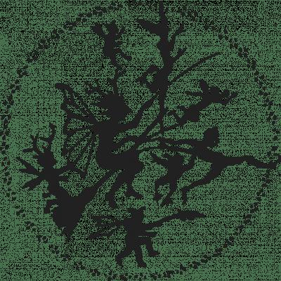 illustration, hexen, kobolde