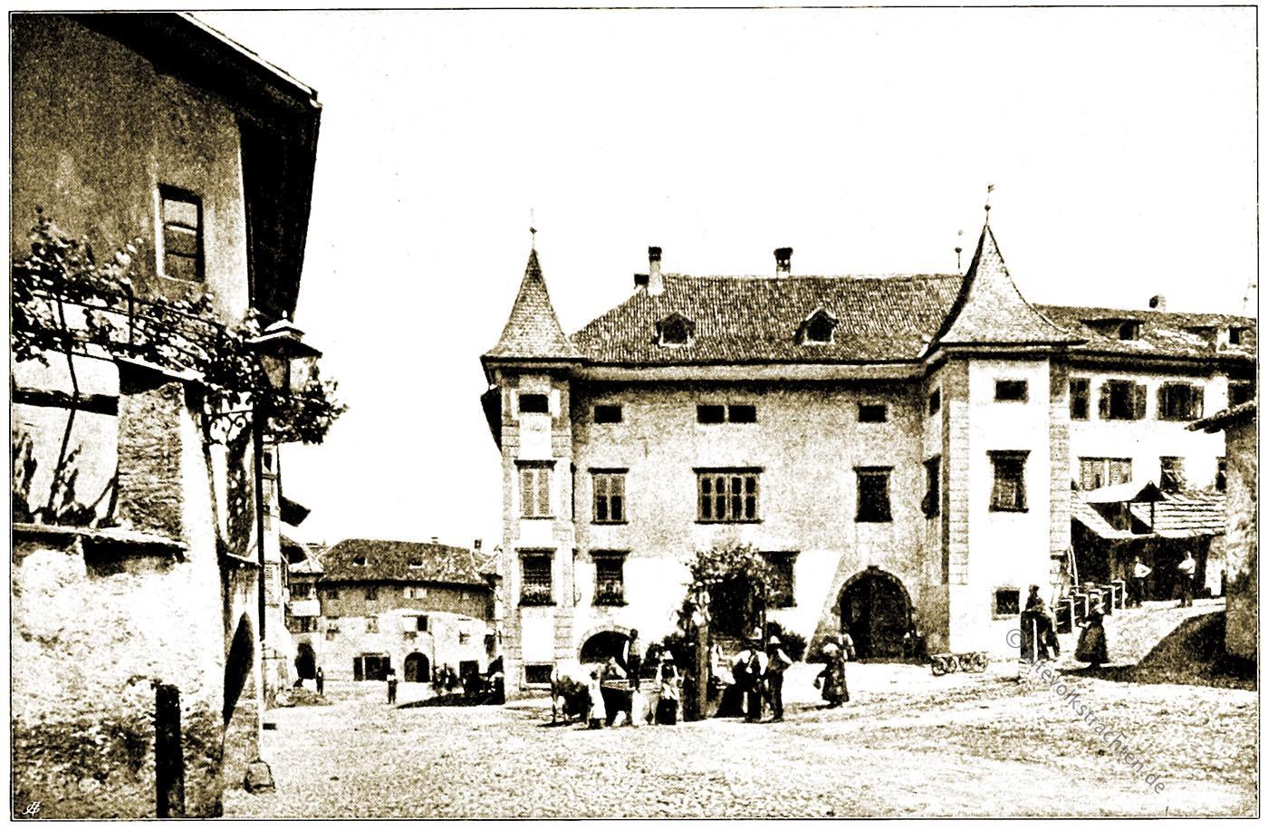 Kulturforum, Kaltern, Tirol , Architektur, Österreich,