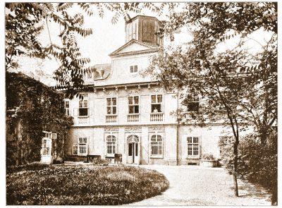 Wien, Gartenfassade, Nikolsdorferstraße, Architektur, Österreich, Stadtansicht, Hartwig, Fischel,
