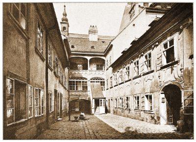 Wien, Ulrichsplatz, Architektur, Österreich, Stadtansicht, Hartwig, Fischel,