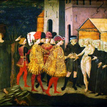 Griselda. Aus dem Decamerone des Giovanni di Boccaccio.