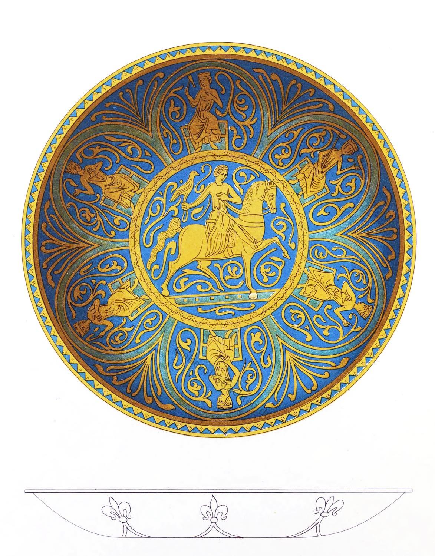 Almosenschale, Mittelalter, kunsthandwerk,