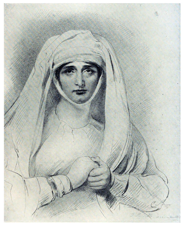 Sarah Siddons, Lady Macbeth, portrait,
