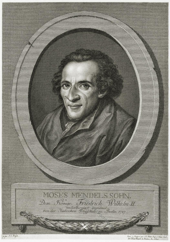 Moses Mendelssohn,