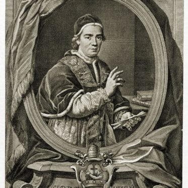 Papst Clemens XIV. und die Aufhebung des Jesuitenordens.