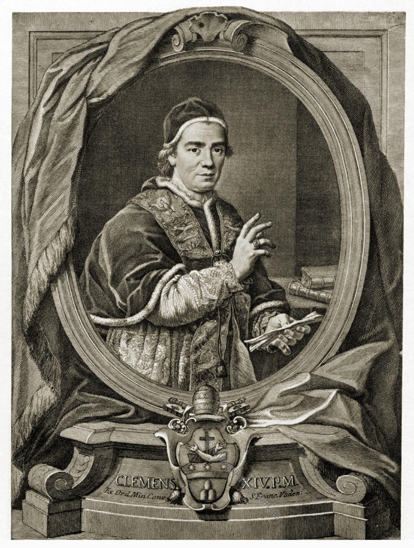 Heiliger Stuhl, papst, clemens, XIV, rom, vatican