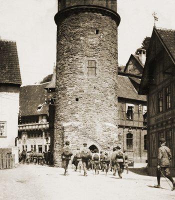 Seigerturm, Stolberg, Harz