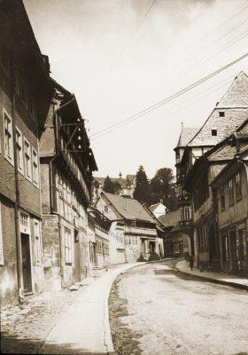 Stolberg, Alte Münze, Harz,