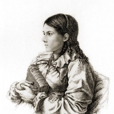 Bettina von Arnim. Deutsche Schriftstellerin der Romantik.
