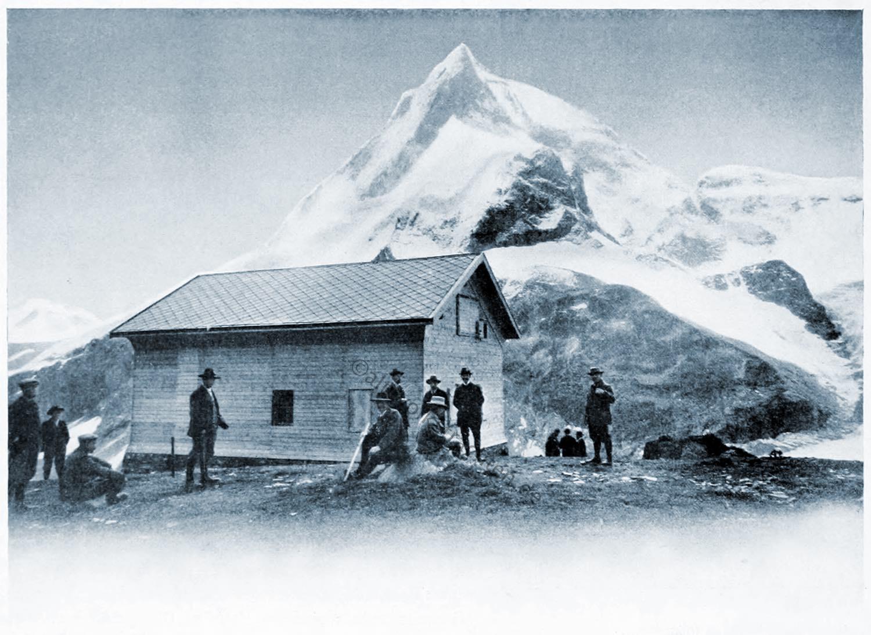 Schönbielhütte, Zermatt, Schweiz, Walliser, Alpen,