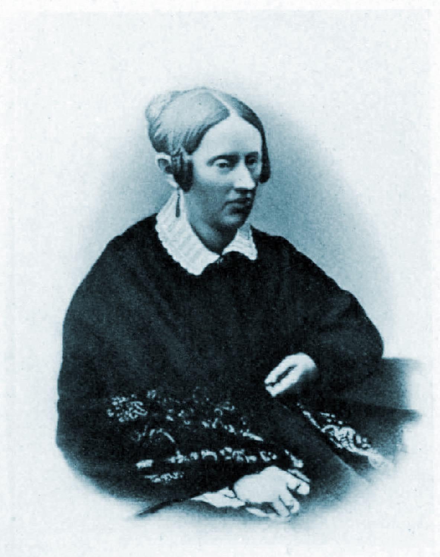 Annette von Droste-Hülshoff, Schriftstellerin, Porträt, Romantik, Biedermeier, Resturation