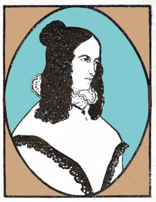 Annette Freifrau von Droste-Hülshoff,