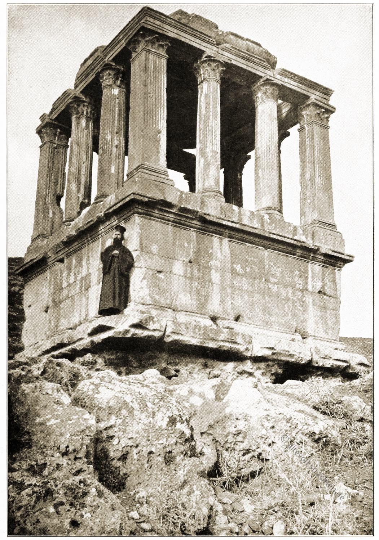 Grabmal, Gümüşkesen, Mylasa, Milos, Mausoleum, Türkei,