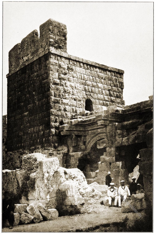 Hadrianstor, Stadttor, Antalya, Adalia, Türkei, Pamphylien, Antike, Bauwerk,