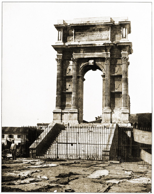 Trajansbogen, Ancona,  Antike, Baukunst, Rom, Architektur, Triumpfbogen,