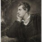 Lord Byron. Englischer Dichter der Schwarzen Romantik.
