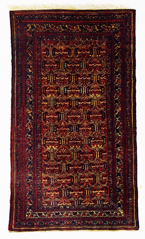 Nomadenteppich, Orient-Teppich, Ferahan, Teppich, Antik, Persien,