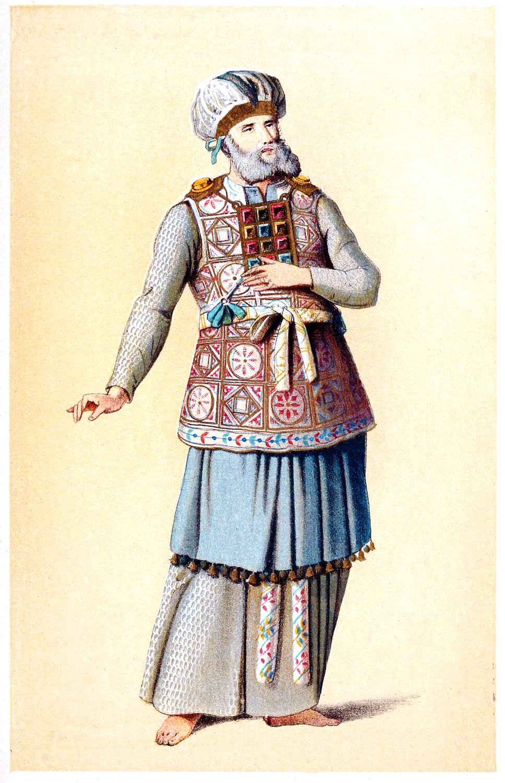 Jüdischer Hohepriester, Kleidung, Kostüm, Priester, Judentum