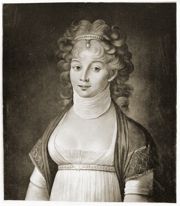 Luise, Königin, Preussen, Preussen, Romantik,