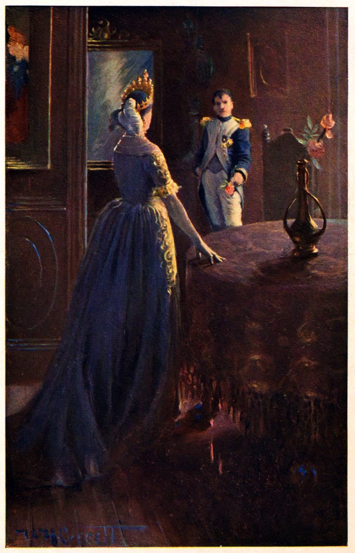 Napoleon, Luise, Königin, Preussen, Mulbach,