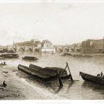 Pont Neuf, Ort der Komödianten, Scharlatane und Händler von Orvietanen.