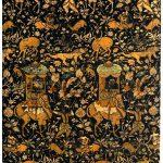 Brokat, Persien, 16. Jh. Meisterwerke islamischer Kunst.